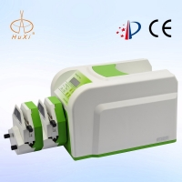 Double channel high Precision digital Flow Rate Peristaltic Tubing 5v  Pump