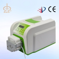 4 channel digital LED  high Precision  Flow Rate Peristaltic Tubing 5v  Pump